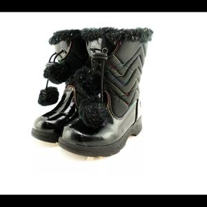 Totes girls toddler Maddie snowwater proof boots